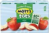 Mott's for Tots, Apple, 6.75 oz (Pack of 8)