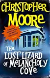The Lust Lizard of Melancholy Cove by Christopher Moore front cover