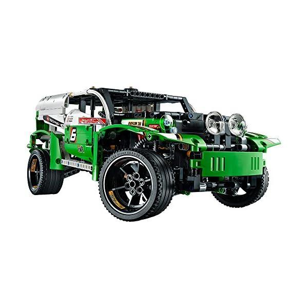 LEGO Technic 42039 - Auto da Corsa 5 spesavip