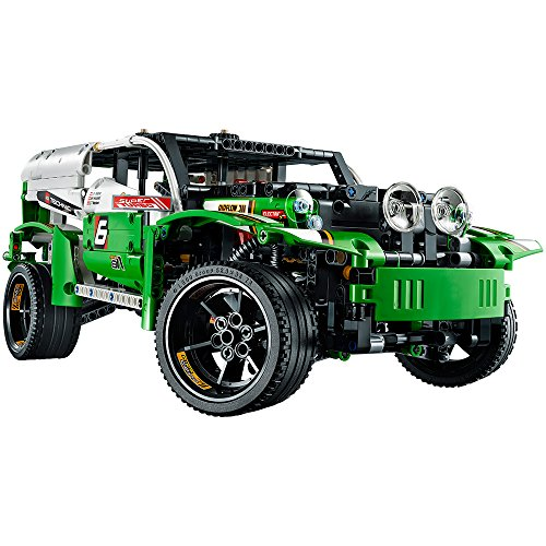 LEGO Technic 24 Hours Race Car 42039 by LEGO (Image #5)