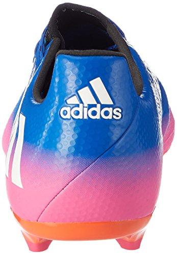 Messi Fußballschuhe 2 Solar Orange White Blau Herren 16 FG Footwear Blue adidas 5qw7H1X