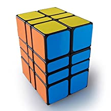 Qiyun Black 2x3x4 Camouflage Speed Cube