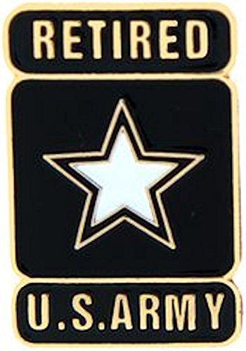 U.S. Army Star Hat Pin - RETIRED