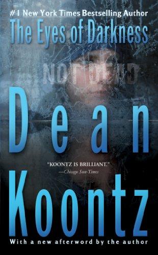 Αποτέλεσμα εικόνας για the eyes of darkness dean koontz