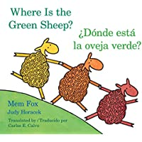 Donde Esta La Oveja Verde?/Where Is the Green Sheep?