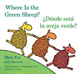 img - for Donde esta la oveja verde?/Where Is the Green Sheep? (English and Spanish Edition) book / textbook / text book