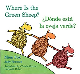 Where is the Green Sheep?/¿Dónde está la oveja verde?