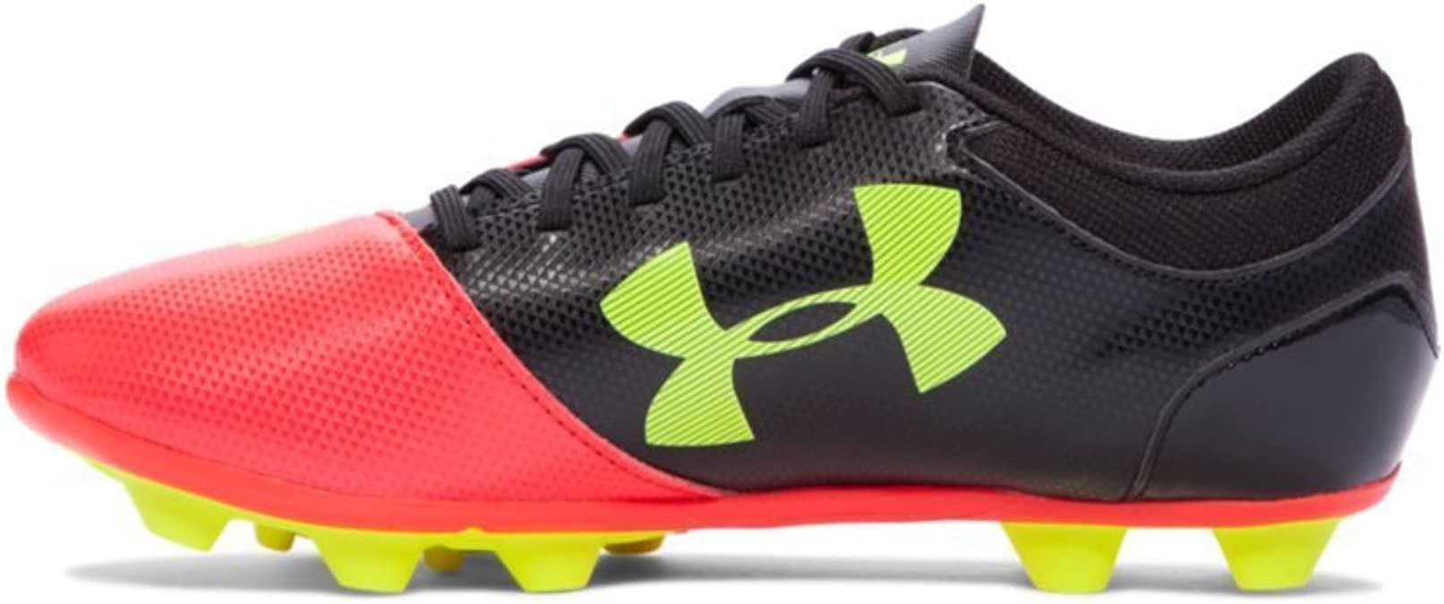 Under Armour UA Spotlight DL FG-R Jr 3.5 ROCKET RED