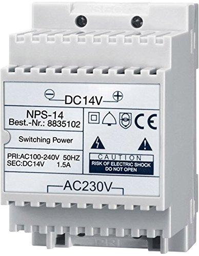 GEV Systemnetzteil fü r Cvs 88351, 1 Stü ck, grau, 8835102