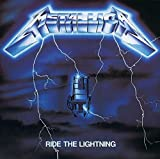Ride The Lightning [VINYL] by Metallica