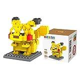 Pokemon Pikachu - iBlock Fun LOZ Diamond Micro Block Set
