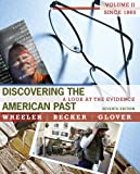img - for Discovering the American Past: A Look at the Evidence, Volume II: Since 1865 book / textbook / text book