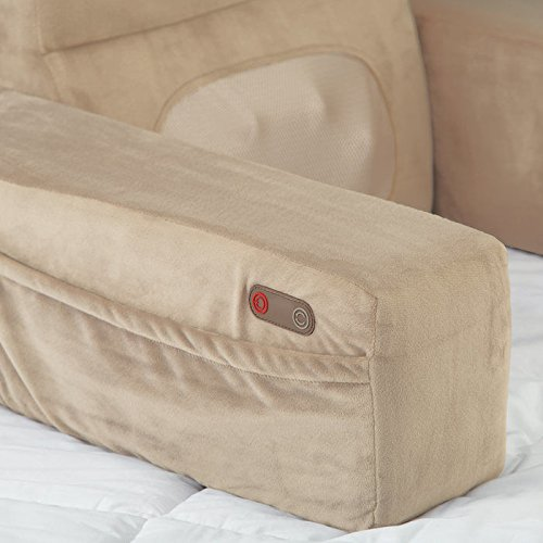 Brookstone Nap Shiatsu Massaging Bed Rest by Brookstone (Image #5)'