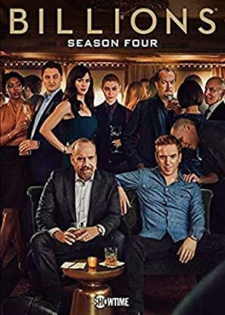 Billions: Season Four: Maggie Siff: Amazon.com.br: DVD e Blu-ray