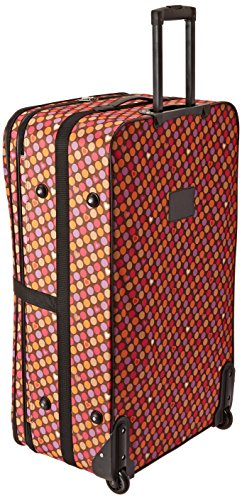HiPack Hy-202P 4 Piece Set 20 Inch, Color Dots, One Size