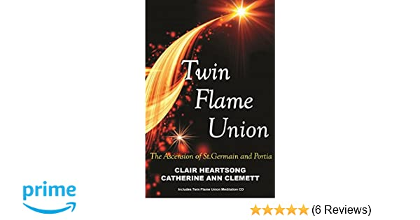 TWIN FLAME UNION: The Ascension Of St  Germain & Portia (includes