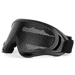 Zimo Glasses Eyeglasses Eyewear Goggles Eyes Protection Airsoft Black