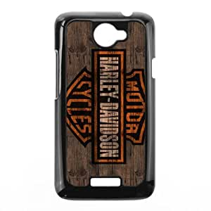 HTC One X Cell Phone Case Black Harley Davidson E5S9GZ