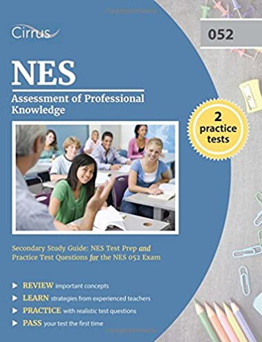 nes assessment of professional knowledge secondary study guide nes rh amazon com Subtest 1 and 2 Subtest 1 and 2