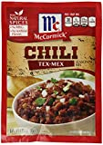 McCormick Tex-Mex Chili Seasoning Mix, 1.25 oz