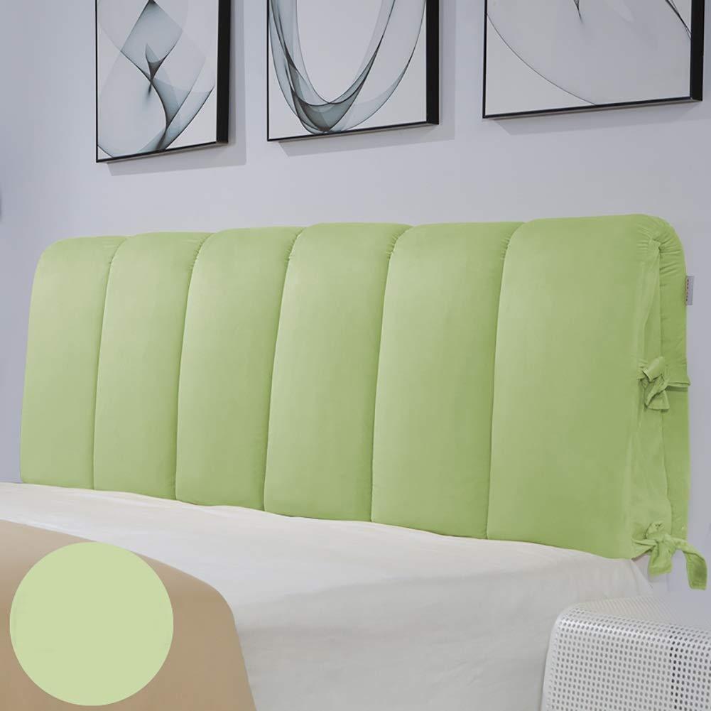 Amazon com: GUOWEI Cushion Headboard Wedge Upholstered