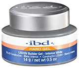 IBD Led Builder Gel, Intense White, 0.5 Ounce