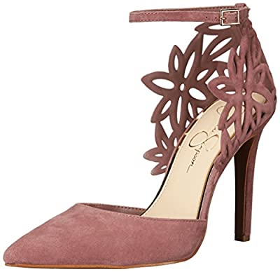 Jessica Simpson Women's Cancan Pump