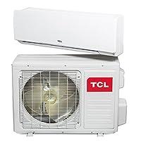 TCL INVERTER split KLIMAGERÄT TITANGOLD AKTIVE-KOHLEFILTER 3,5 KW12000 BTU...