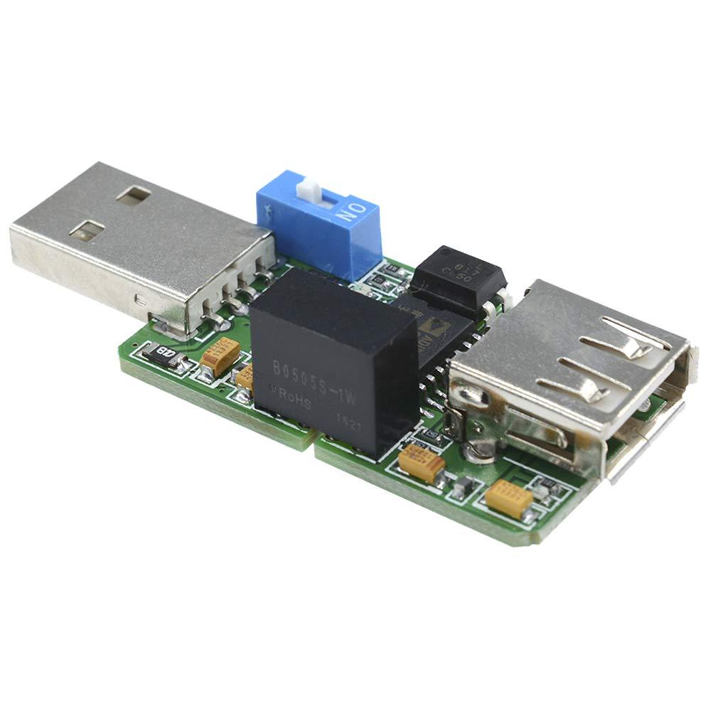 Diymore 1500V USB to USB Isolator Board Protection Isolation ADUM4160 ADUM3160 Module