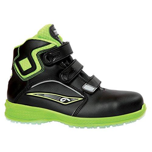 Talla Verde Color 44 5 Ku168ov44 Hombre Zapatillas Para talla S Giasco Altas Y Negro 36 gf0wF6q