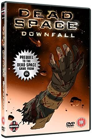 Amazon Com Dead Space Downfall 2008 Dvd Movies Tv