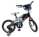 Spiderman Bicycle (Multi, 16-Inch)