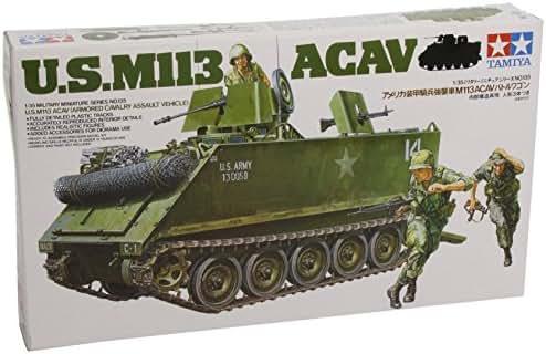 Tamiya 300035135–1: 35US M113ACAV Assault (3)