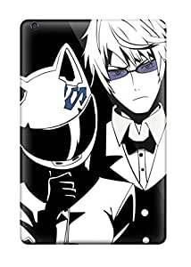 Ipad Mini/mini 2 Durarara Print High Quality Tpu Gel Frame Case Cover