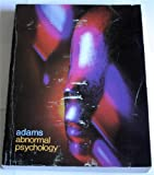 Abnormal Psychology, Henry E. Adams, 069706641X