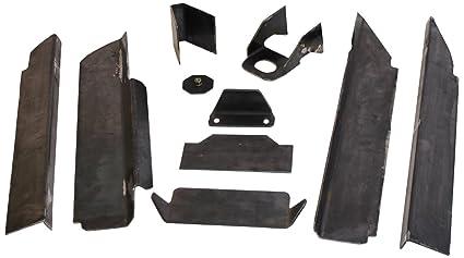 Amazon com: Hellwig 11100 68-72 GM A-Body FrameFX Frame