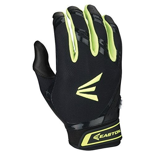 Easton HF7 Fastpitch Batting Glove WH/Pk/or XL