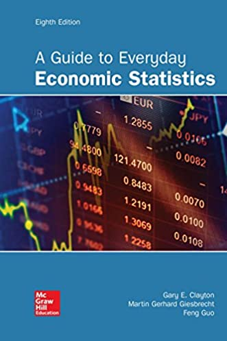 loose leaf for a guide to everyday economic statistics gary e rh amazon com Philippianes Economic Statistics in The Economic Statistics for Florida
