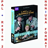 last of the summer wine box set - Last of The Summer Wine: Series 21 & 22 Box Set [NON-U.S.A. FORMAT: PAL Region 2 U.K. Import] (Original British Version)