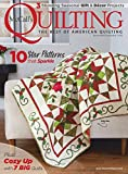Magazines : McCall's Quilting