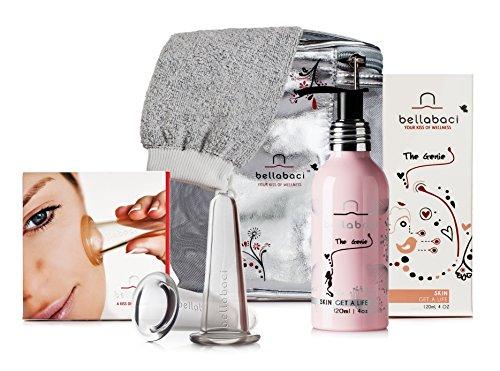 Skin Get a Life Facial Cupping Massage Anti-Ageing DIY Kit