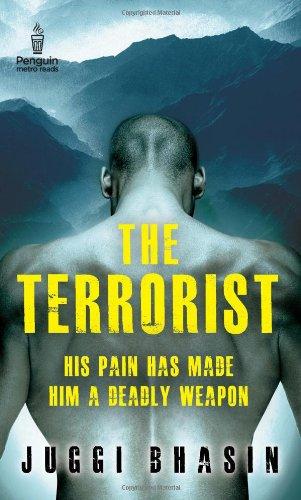 book cover of The Terrorist