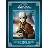 Avatar: The Last Airbender: The Complete Book 1 Collector's Edition