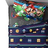 Nintendo Mario Twin Comforter and Sheet Set - Best Reviews Guide