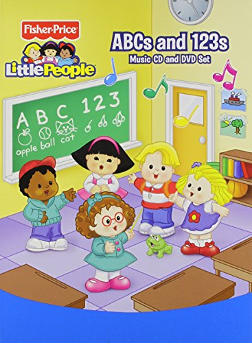 Fisher Price Little People: ABC 's & 123 (123s Pop)
