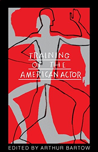 Training of the American Actor by Brand: Theatre Communications Group
