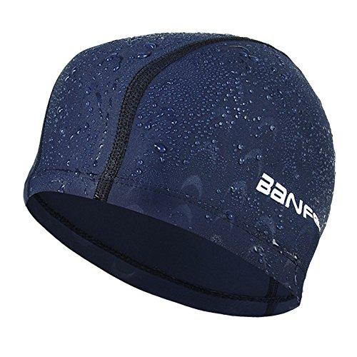 Bonnet de Bain Bonnet de Piscine Étanche Tient Bien Produit pour Piscine