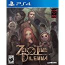 Zero Escape: Zero Time Dilemma - PlayStation 4