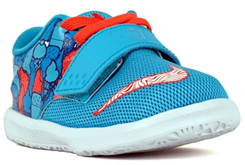 0c47acf4fe8 Amazon.com  NIKE KD7 Frozens Toddler Shoe Clearwater Blue Lagoon White Bright  Crimson (8)  Shoes