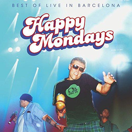 Happy Mondays - Best of: Live in Barcelona (LP Vinyl)